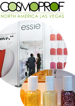 essie winter holiday 2011 nail polish collection cosmoprof vegas