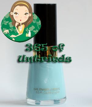 revlon blue lagoon nail polish