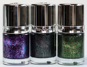 tonymoly galaxy glitter nail polish