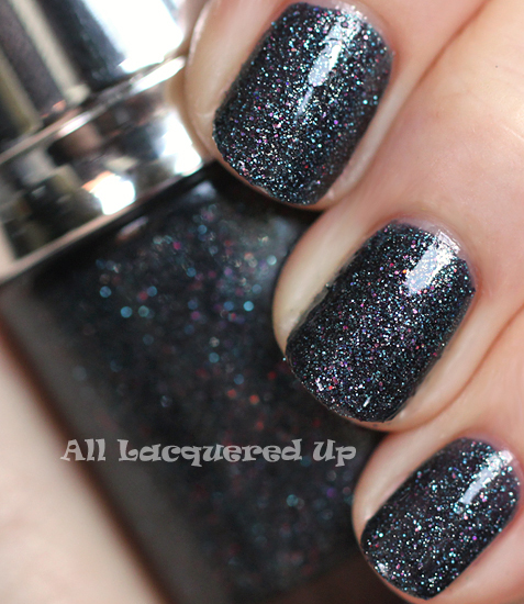 tony moly gt02 earth glitter nail polish swatch galaxy Holy Moly, TonyMoly! Out of This World Galaxy Glitters