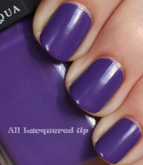 illamasqua faux pas nail polish swatch theatre nameless fall 2011 Illamasqua The Theatre of the Nameless Nail Varnishes   Faux Pas, Kink, Taint and Vice