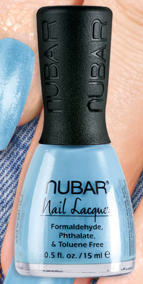 nubar faded jeans nail polish Nubar Jeans Collection Preview