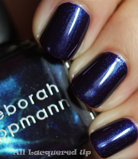 deborah lippmann dancing in the sheets nail polish footloose hsn Deborah Lippmann Cuts Loose, Footloose. The Footloose Nail Polish Collection for HSN
