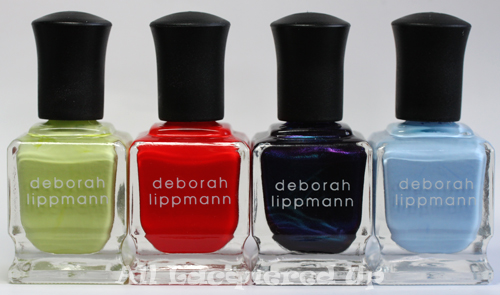 deborah lippmann footloose nail polish collection hsn Deborah Lippmann Cuts Loose, Footloose. The Footloose Nail Polish Collection for HSN