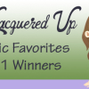 All Lacquered Up Fanatic Favorites 2011 – The Winners