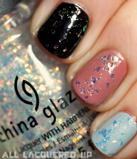 china glaze luxe lush nail polish swatch captiol colours hunger games China Glaze Capitol Colours   The Hunger Games Nail Polish Collection Swatches & Review