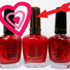 Celebrate Valentine's Day with a Red Hot Milani Manicure