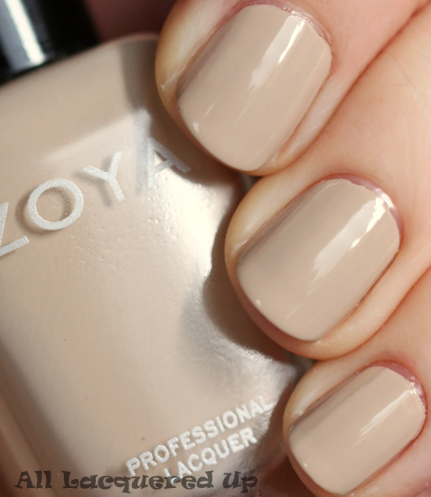 zoya farah nail polish swatch true spring 2012 Zoya True Spring 2012 Nail Polish Collection Swatches & Review