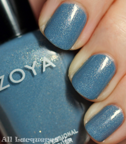 zoya skylar nail polish swatch true spring 2012 Zoya True Spring 2012 Nail Polish Collection Swatches & Review
