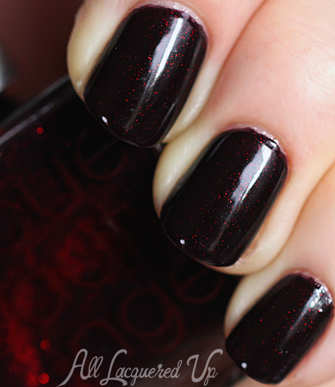 rescue beauty lounge black russian nail polish swatch 1 Through The Looking Glass with Rescue Beauty Lounge Black Russian