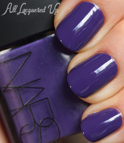 NARS Andy Warhol Nail Polish Collection Swatches & Review : All ...