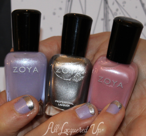 zoya julie ice princess gei gei nail polish zang toi collection spring 2013 ss13 Zoya for Zang Toi AND a Giveaway!!