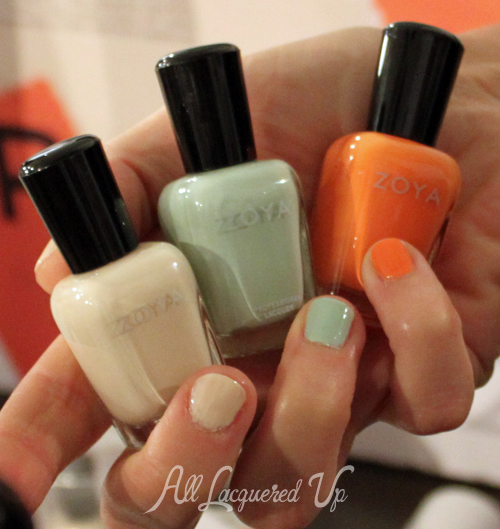 Zoya Nail Polish New York 90