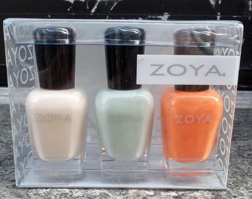 zoya peter som spring 2013 nail polish collection jacqueline neely sharon Zoya for Zang Toi AND a Giveaway!!
