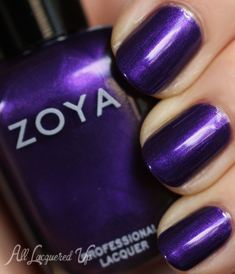 zoya suri nail polish swatch fall 2012 diva