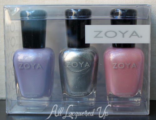 zoya zang toi nail polish collection julie ice princess gei gei Zoya for Zang Toi AND a Giveaway!!