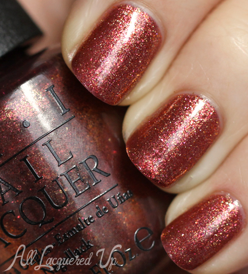 OPI Butterfly Moment i...