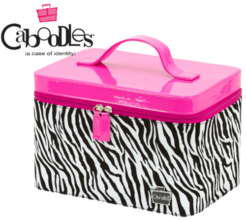 caboodles gilded pleasure nail valet nail polish storage case Storage Solution   Caboodles Gilded Pleasure Nail Valet