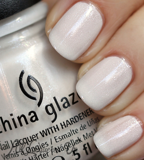 China Glaze Dandy Lyin' Around Nail Polish Swatch from the Avant Garden Spring 2013 collection
