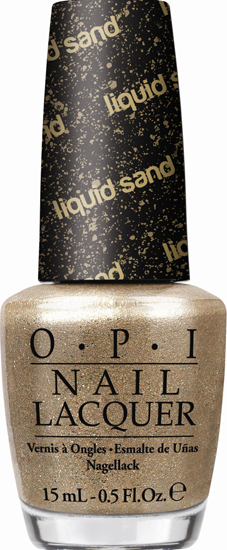 opi bond girls Honey Ryder liquid sand nail polish Coming Soon   OPI Bond Girls Liquid Sand™ Collection