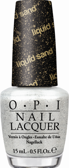 opi-bond-girls-Solitare-liquid-sand-nail-polish