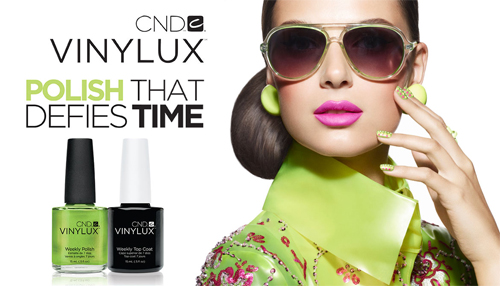 Where To Buy CND VINYLUX : All Lacquered Up