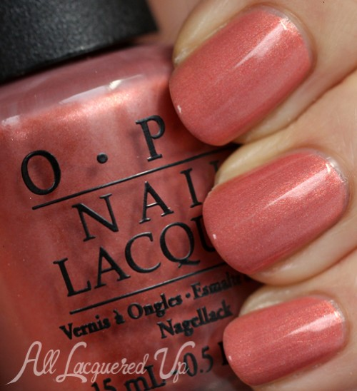 opi hands off my kielbasa nail polish swatch