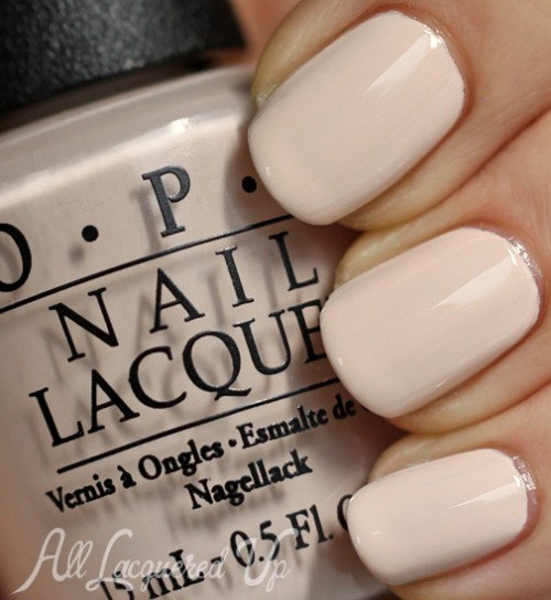 OPI My Vampire is Buff nail polish swatch