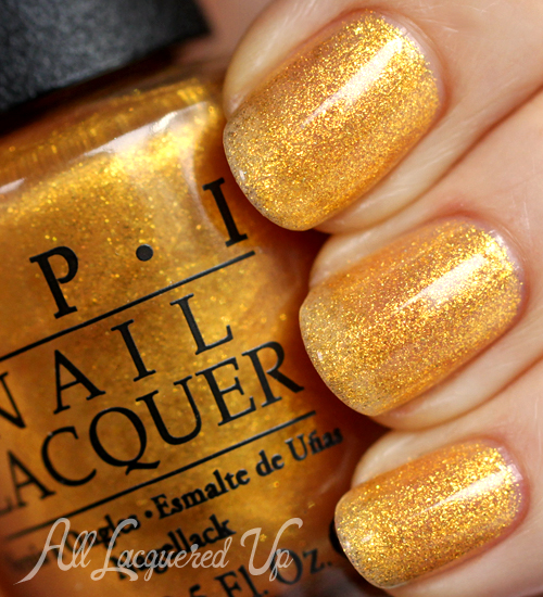 OPI Oy-Another Polish Joke nail polish swatch