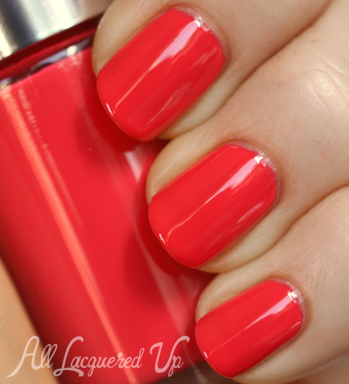 Clinique Summer in the City nail polish swatch