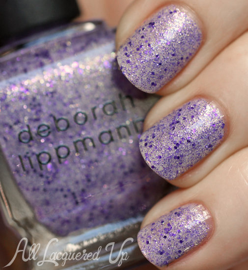 Deborah Lippmann Do The Mermaid nail polish swatch
