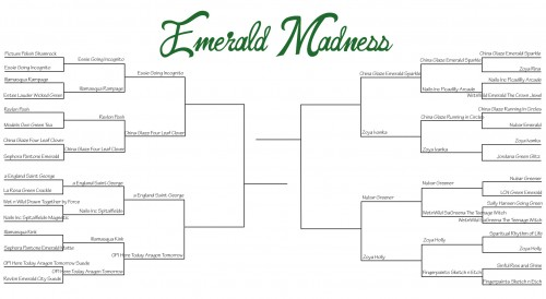 emerald madness bracket round 3 500x274 Emerald Madness   Elite Eight Voting Now Open