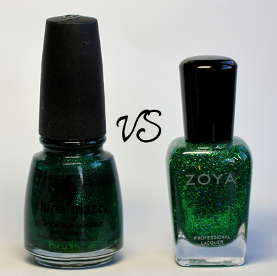 Emerald Madness Vote For The Best Emerald Green Nail Polish All Lacquered Up