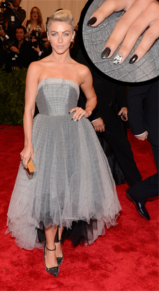 Julianne Hough Met Gala 2013 in Topshop