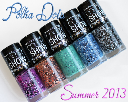 Maybelline Color Show Polka Dots