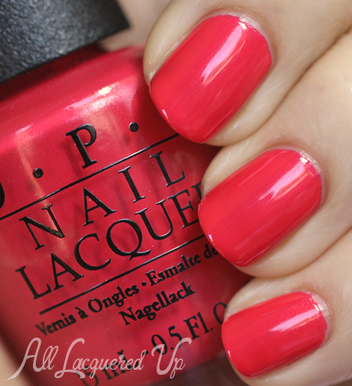 OPI A Definite Moust-Have nail polish swatch