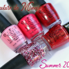 OPI Couture de Minnie Nail Polish Swatches & Review