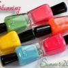 Zoya Stunning Summer 2013 Nail Polish Swatches & Review