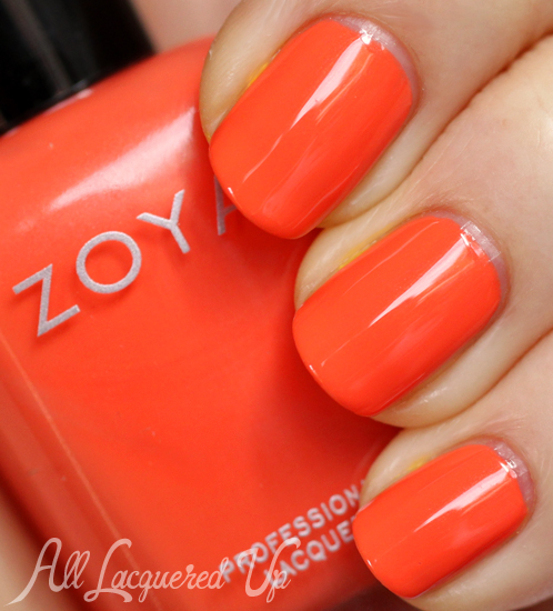 Zoya Thandie nail polish swatch