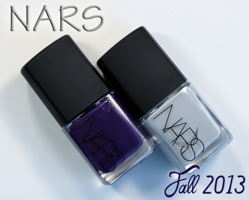 NARS Fall 2013 nail polish review and swatches