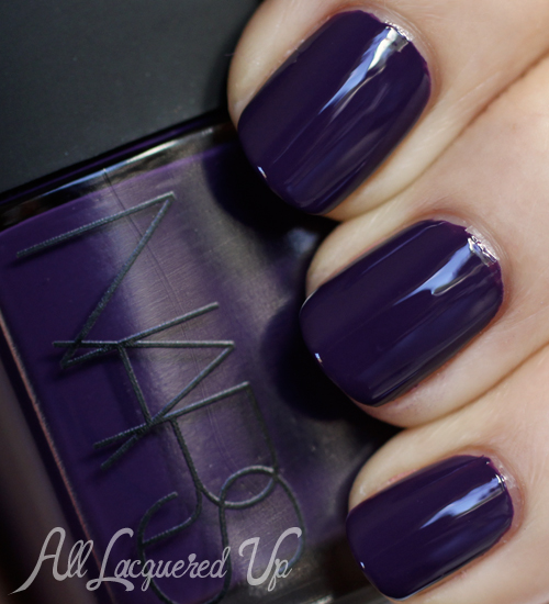 NARS Fury Fall 2013 nail polish swatch