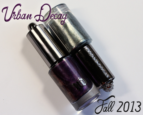 Urban Decay Fall 2013 Nail Polish