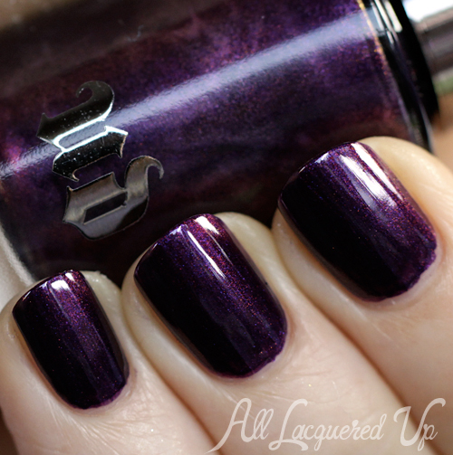 Urban Decay Vice nail polish swatch