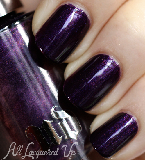 Urban Decay nail polish Vice