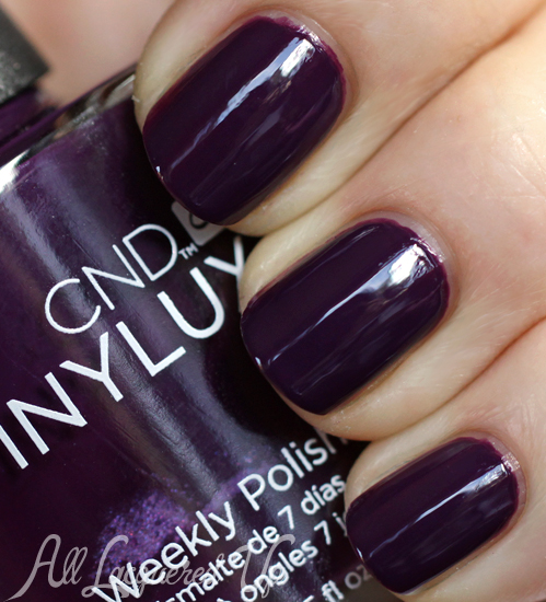 CND VINYLUX Rock Royalty weekly nail polish swatch