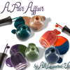 "First Look – FingerPaints ""A Pair Affair"" by All Lacquered Up"