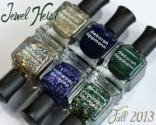 Deborah Lippmann Fall 2013 Jewel Heist