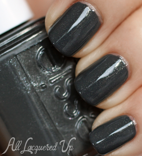 "Blue Grey Nail Polish Essie: Essie Fall 2013 ""For The Twill Of It"" Swatches & Review"