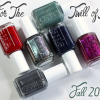 "Essie Fall 2013 ""For The Twill of It"" Nail Polish Swatches & Review"