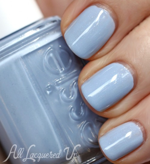 Essie Rock The Boat nail polish swatch
